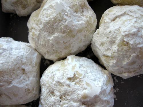 mex cookie white