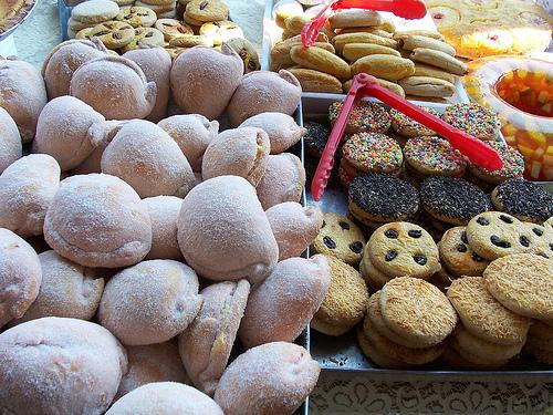 pan dulce spread