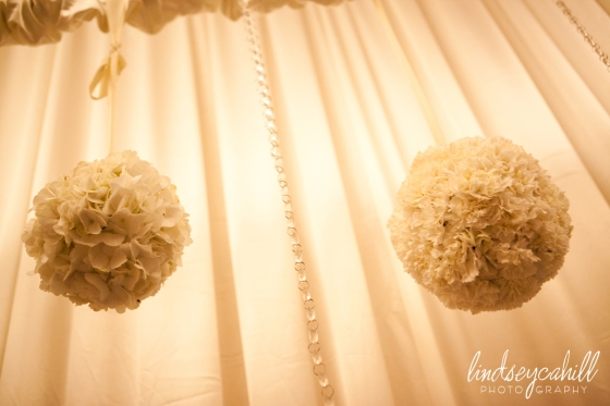 Ceremony flower pomanders